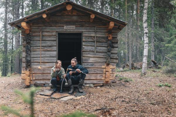Äventyr i Västerbotten