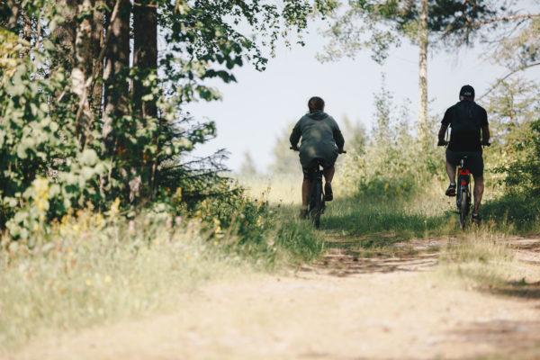 Cykelpaket i Västerbotten