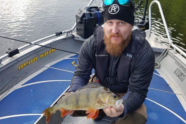 Fiske i Västerbotten