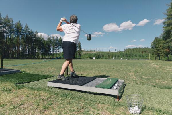 Golf i Västerbotten