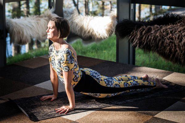 Glashuset Yoga